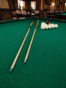 Billiard School