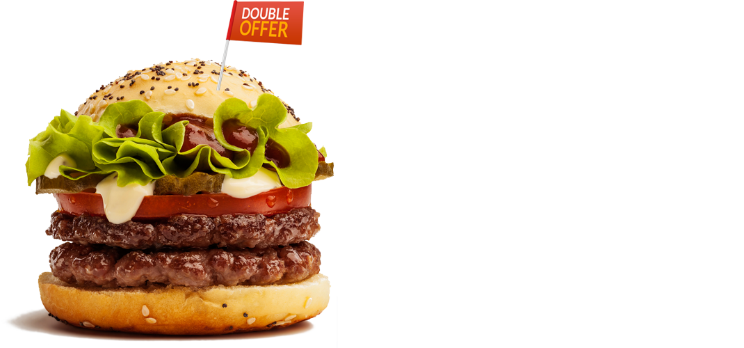 Burger Double King