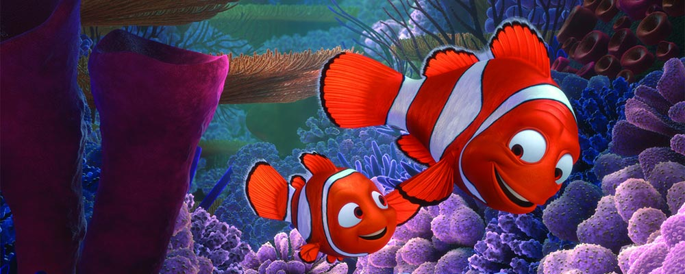 After his son is captured in the Great Barrier Reef and taken to Sydney, a timid clownfish sets out on a journey to bring him home.