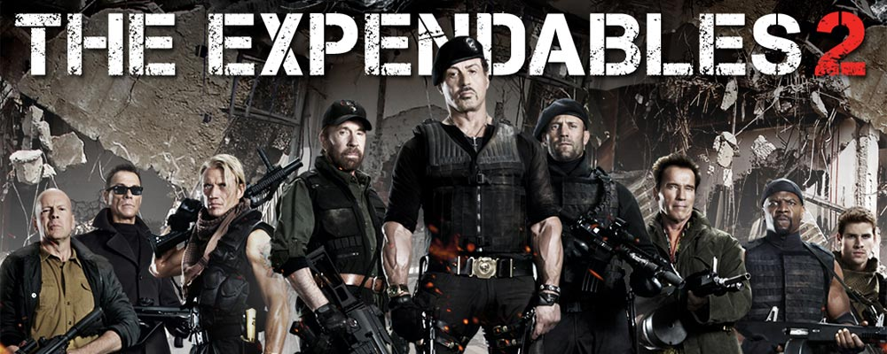 Mr. Church reunites the Expendables for what should be an easy paycheck.